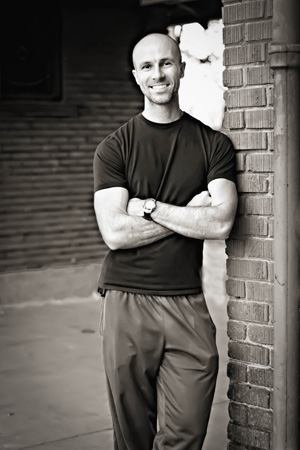 Portland Personal Trainer Trevor Hollingsworth