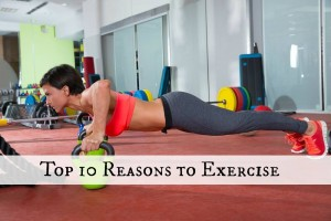 Top 10 Reason to Exercise