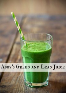 GreenandLeanJuice